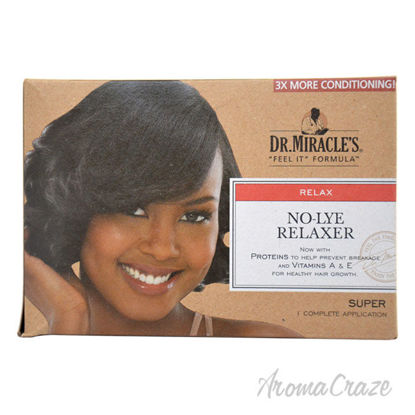 Picture of Thermalceutical Intensive No Lye Relaxer Super by Dr. Miracles for Women 6 oz Hair Color