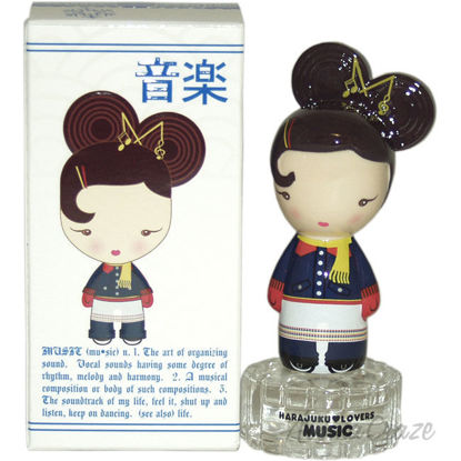 Picture of Harajuku Lovers Snow Bunnies Music by Gwen Stefani for Women 0.33 oz EDT Spray