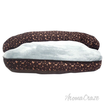Picture of Stone Sofa Comfy Pet Bed by Pet Maison for Unisex 37 x 24 x 8 Inch Pet Bed