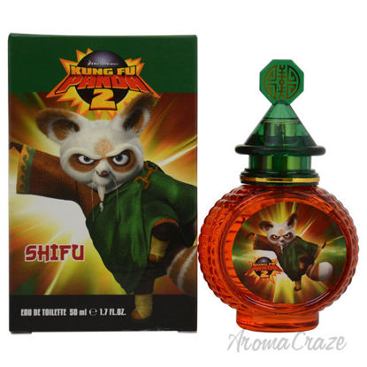 Picture of Kung Fu Panda 2 Shifu by DreamWorks for Kids 1.7 oz EDT Spray