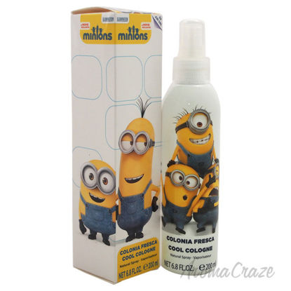 Picture of Minions by Minions for Kids 6.8 oz Cool Cologne Spray