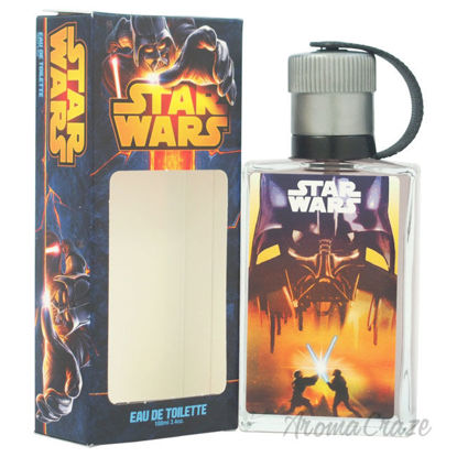 Picture of Star Wars by Marmol & Son for Kids 3.4 oz EDT Spray