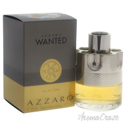 Picture of Azzaro Wanted by Azzaro for Men 1.7 oz EDT Spray