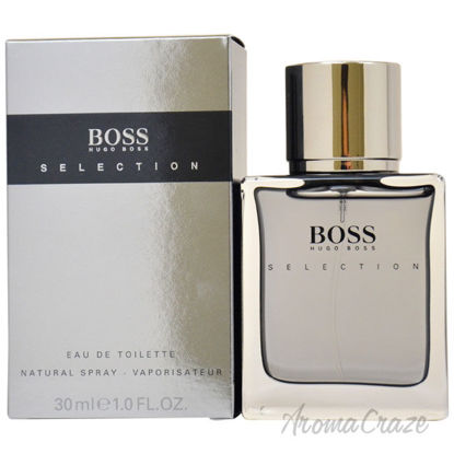 Picture of Boss Selection by Hugo Boss for Men 1 oz EDT Spray