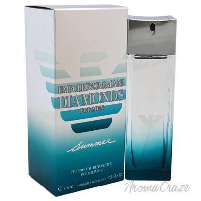 Picture of Emporio Armani Diamonds Summer by Giorgio Armani for Men 2.5 oz EDT Fraiche Spray