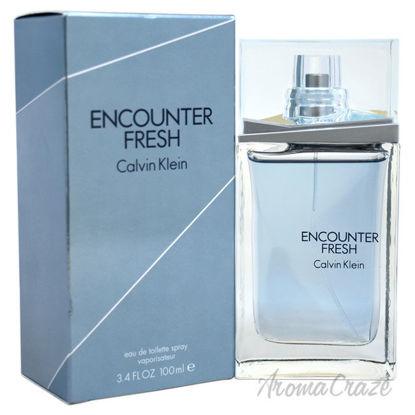 Picture of Encounter Fresh by Calvin Klein for Men 3.4 oz EDT Spray
