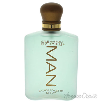 Picture of Man by Gale Hayman for Men 3.4 oz EDT Spray