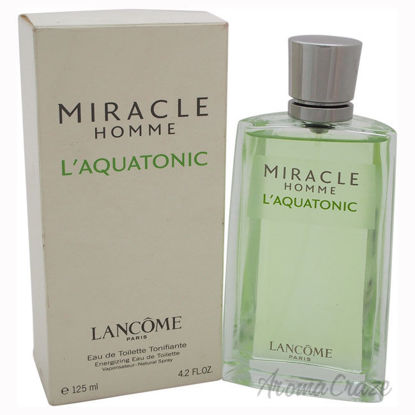 Picture of Miracle LAquatonic by Lancome for Men 4.2 oz EDT Spray
