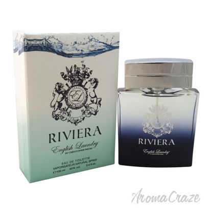 Picture of Riviera by English Laundry for Men 3.4 oz EDT Spray