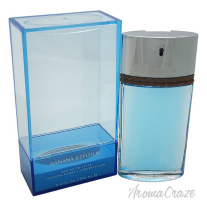 Picture of Wild Blue by Banana Republic for Men 3.4 oz EDT Spray