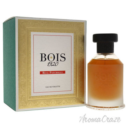Picture of Real Patchouly by Bois 1920 for Unisex 3.4 oz EDT Spray