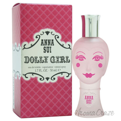 Picture of Anna Sui Dolly Girl by Anna Sui for Women 1.7 oz EDT Spray