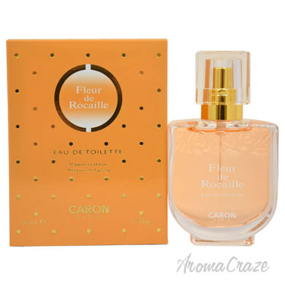Picture of Fleur de Rocaille by Caron for Women 1.7 oz EDT Spray