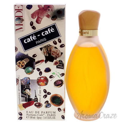 Picture of Cafe Cafe Paris by Cofinluxe for Women 3.4 oz Concentrated EDT Spray