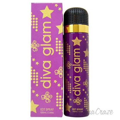 Picture of Glee Diva Glam by Marmol & Son for Women 3.4 oz EDT Spray