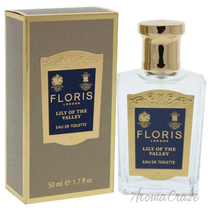 Picture of Lily of The Valley by Floris London for Women 1.7 oz EDT Spray