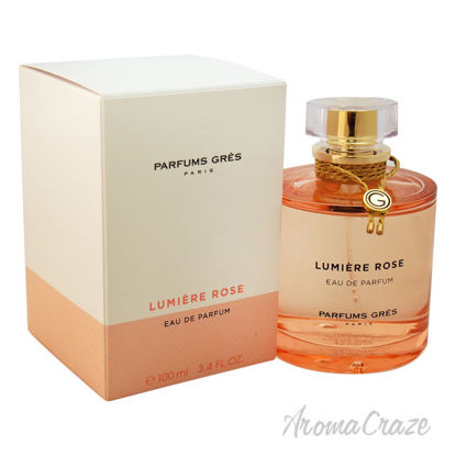 Picture of Lumiere rose by Parfums Gres for Women 3.4 oz EDP Spray