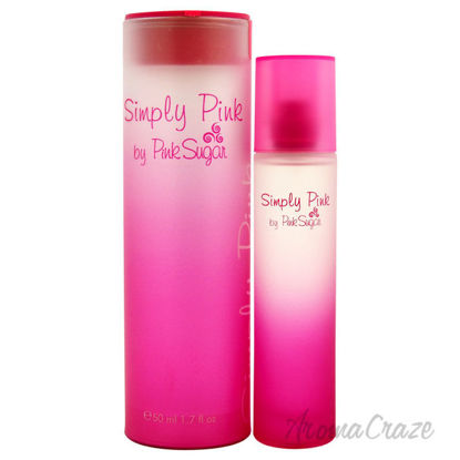 Picture of Pink Sugar Simply Pink by Aquolina for Women 1.7 oz EDT Spray