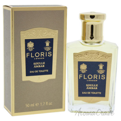 Picture of Soulle Ambar by Floris London for Women 1.7 oz EDT Spray