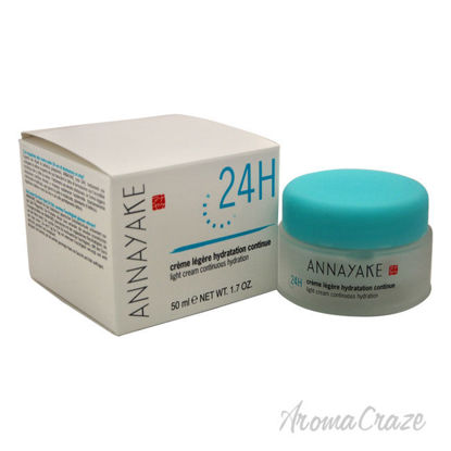 Picture of 24H Light Cream Continuous Hydration by Annayake for Unisex 1.7 oz Hydrator