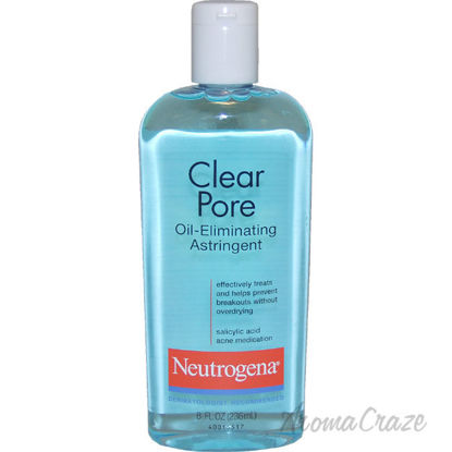 Picture of Clear Pore Oil Controlling Astringent by Neutrogena for Unisex 8 oz Pore Oil