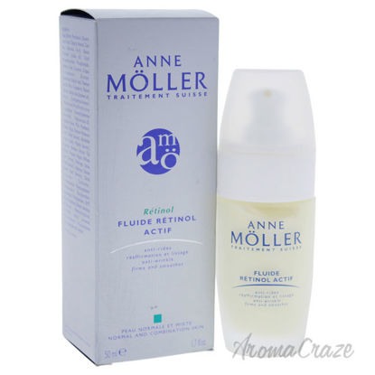 Picture of Fluide Retinol Actif by Anne Moller for Unisex 1.7 oz Anti Aging Treatment