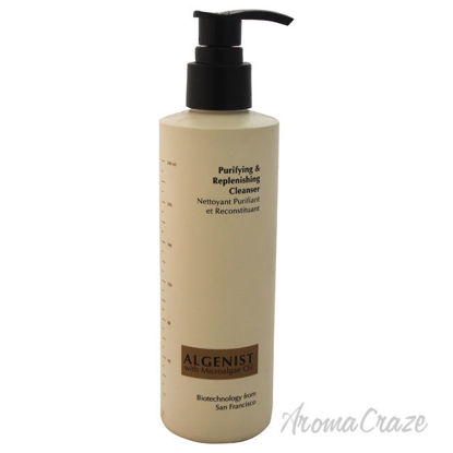 Picture of Purifying & Replenishing Cleanser by Algenist for Unisex 8 oz Cleanser