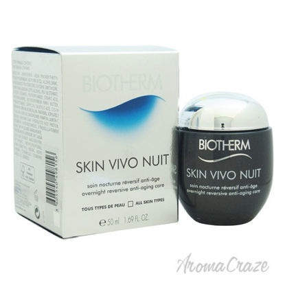 Picture of Skin Vivo Overnight Reversive Anti Aging Care by Biotherm for Unisex 1.69 oz Anti Age Care