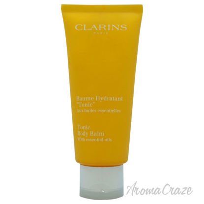Picture of Toning Body Balm With Essential Oils by Clarins for Unisex 6.9 oz Balm