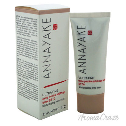 Picture of Ultratime Tinted Anti Ageing Prime Cream SPF 30 110 Naturel by Annayake for Unisex 1.3 oz Cream