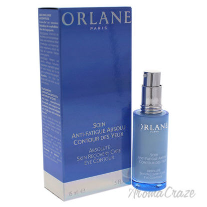 Picture of Absolute Skin Recovery Care Eye Contour by Orlane for Women 0.5 oz Cream Gel