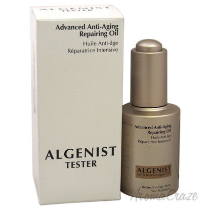 Picture of Advanced Anti Aging Repairing Oil by Algenist for Women 1 oz Oil