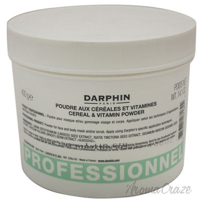 Picture of Cereal & Vitamin Powder by Darphin for Women 14.1 oz Powder