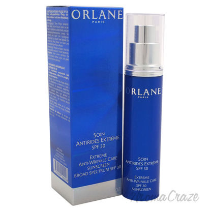 Picture of Extreme Anti Wrinkle Care Sunscreen SPF 30 by Orlane for Women 1.7 oz Treatment