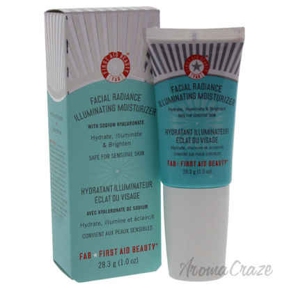 Picture of Facial Radiance Illuminating Moisturizer by First Aid Beauty for Women 1 oz Moisturizer