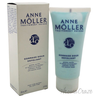 Picture of Gommage Doux Exfoliant All Skin Types by Anne Moller for Women 3.3 oz Exfoliant