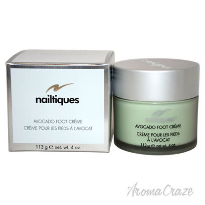 Picture of Nailtiques Avocado Foot Creme by Nailtiques for Women 4 oz Manicure