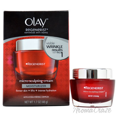 Picture of Regenerist Advanced Anti Aging Micro Sculpting Cream by Olay for Women 1.7 oz Cream