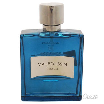 Picture of Mauboussin Pour Lui Time Out by Mauboussin for Men 3.4 oz EDP Spray