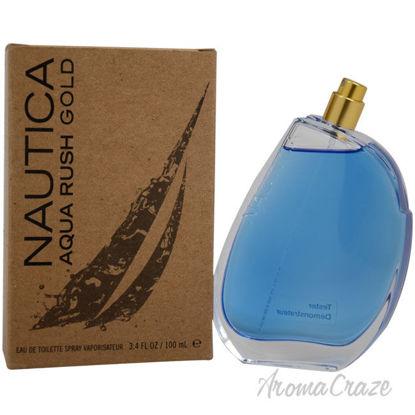 Picture of Nautica Aqua Rush Gold by Nautica for Men 3.4 oz EDT Spray