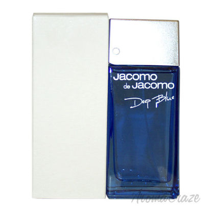 Picture of Jacomo de Jacomo Deep Blue by Jacomo for Men 3.4 oz EDT Spray