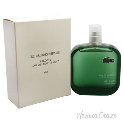 Picture of Lacoste Eau De Lacoste L.12.12 Vert by Lacoste for Men 3.3 oz EDT Spray