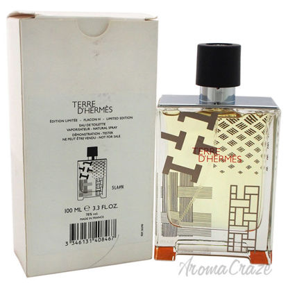 Picture of Terre DHermes by Hermes for Men 3.3 oz EDT Spray