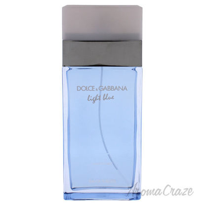 Picture of Light Blue Love in Capri by Dolce and Gabbana for Women 3.3 oz EDT Spray