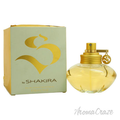 Picture of S by Shakira for Women 2.7 oz EDT Spray