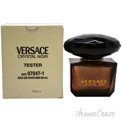 Picture of Versace Crystal Noir by Versace for Women 3 oz EDP Spray