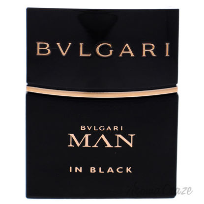 Picture of Bvlgari Man In Black by Bvlgari for Men 1 oz EDP Spray