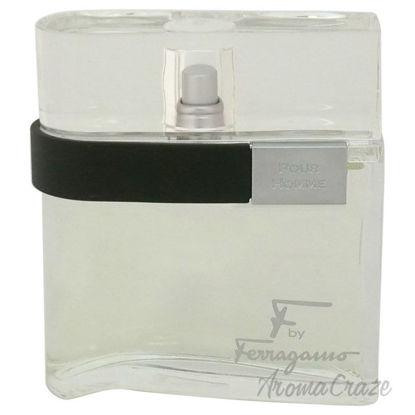 Picture of F Pour Homme by Salvatore Ferragamo for Men 3.4 oz EDT Spray