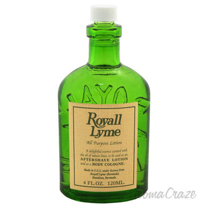 Picture of Royall Lyme by Royall Fragrances for Men 4 oz Lotion Splash