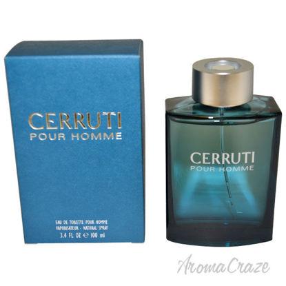 Picture of Cerruti Pour Homme by Nino Cerruti for Men 3.4 oz EDT Spray